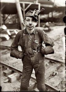 Merricks Vignette The life of a coal mining boy   Merrick's blog